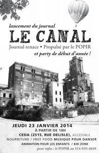 lecanal-poster